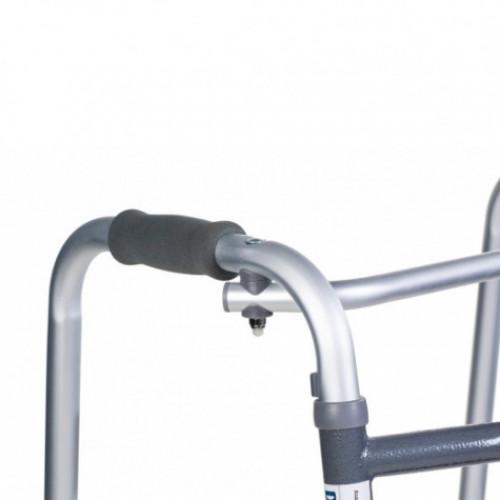 Ходунки складные шагающие алюминиевые 10188 dr.life