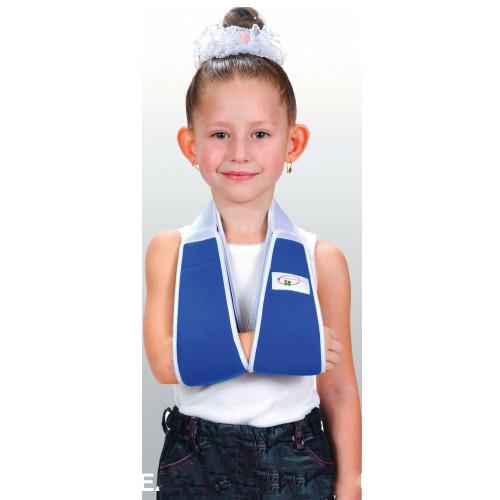 Приспособление ортопедическое для плечевого пояса (Бандаж для плеча и предплечья РП-6К детский) (цена зависит от размера)