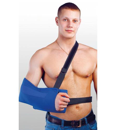Приспособление ортопедическое для руки с подушкой для абдукционной установки под углом 10° РП-6У-10