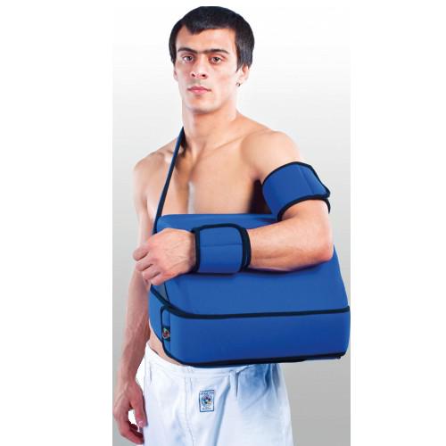 Приспособление ортопедическое для руки с подушкой для абдукционной установки под углом 45° РП-6У-45