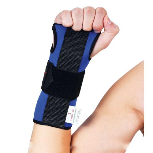 НФ Приспособление ортопедическое для кисти руки  ТУТОР-6К цвет черный